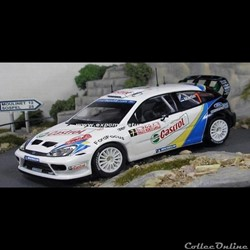 2004 - Ford Focus RS WRC N°7