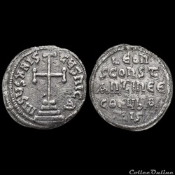 """Byzantines les Dynasties """"Isaurienne"""" ( de 717 - 802 AD)"""