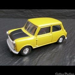 "Austin Mini ""Mr Bean"""