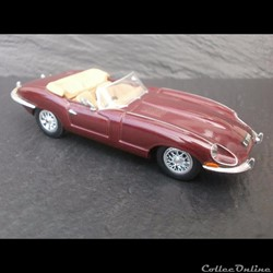 Jaguar Type E open top
