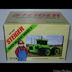 017 - Ertl 2019 - 1/32 - Steiger Super Wildcat Series II