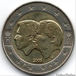2 euros - luxembourg