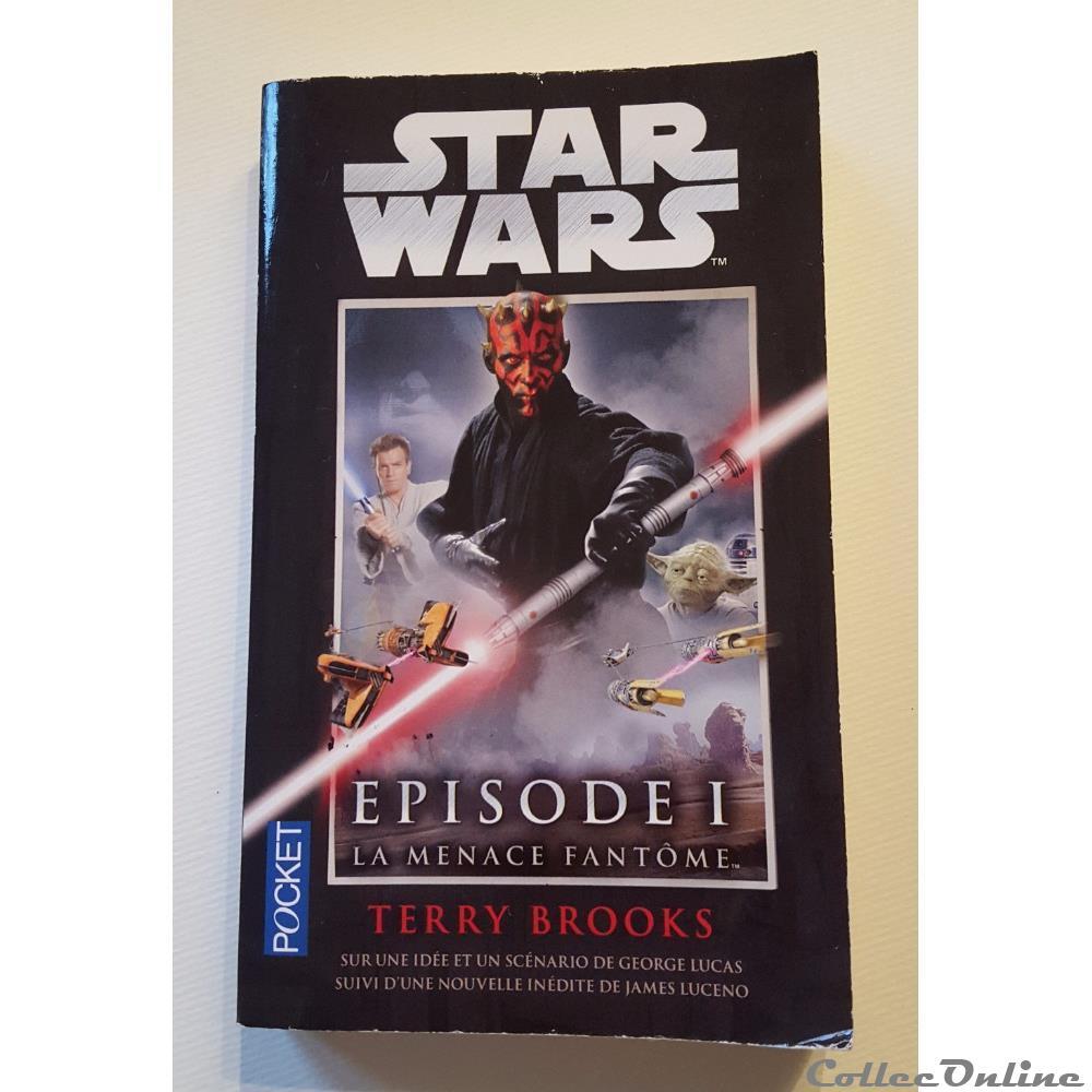 2012 Star Wars Episode I La Menace Fantome Terry