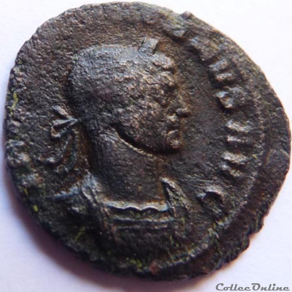 monnaie antique jc ap romaine aurelien 275 rome concordia avg