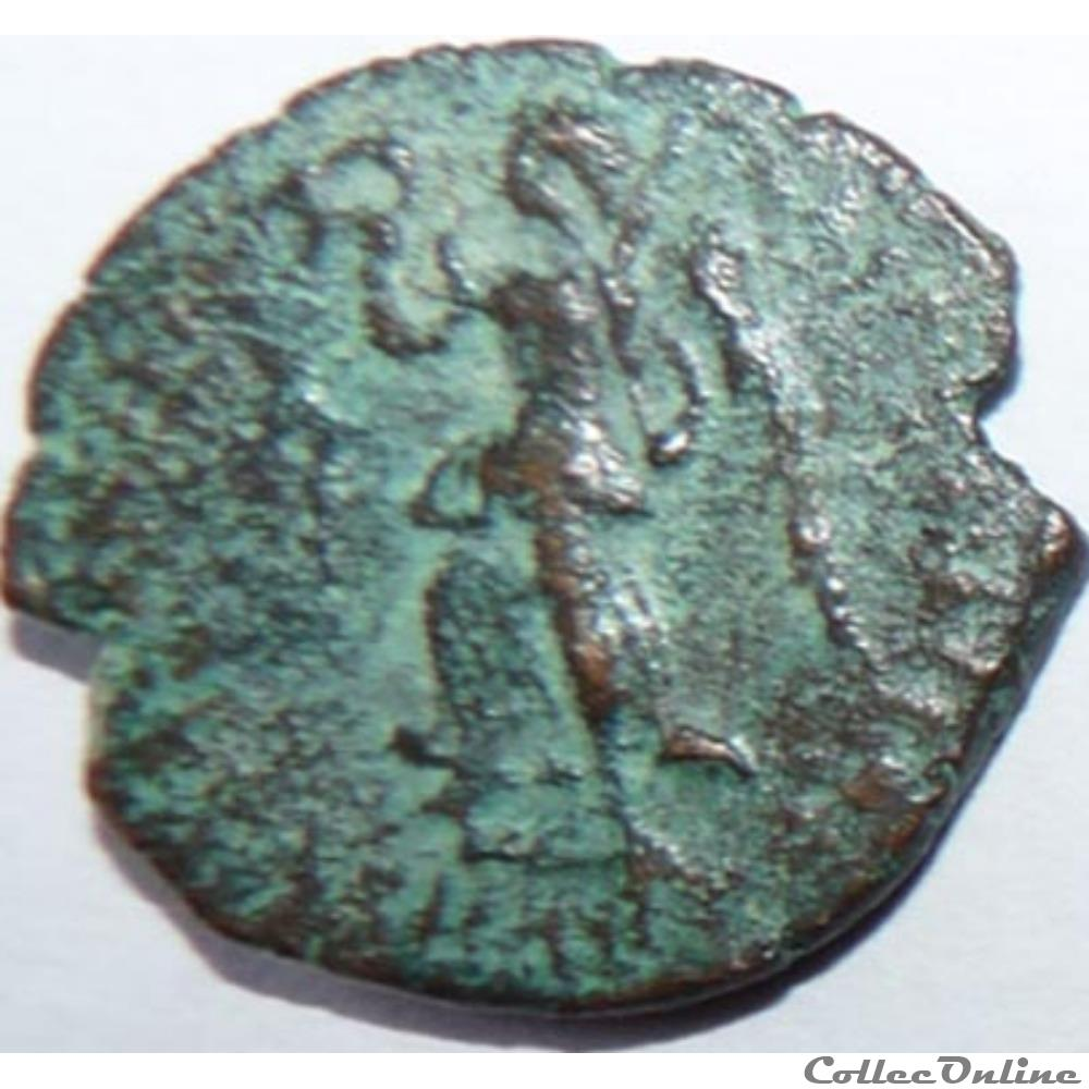 monnaie antique av jc ap romaine valens 364 378 heraclee secvritas reipvblicae