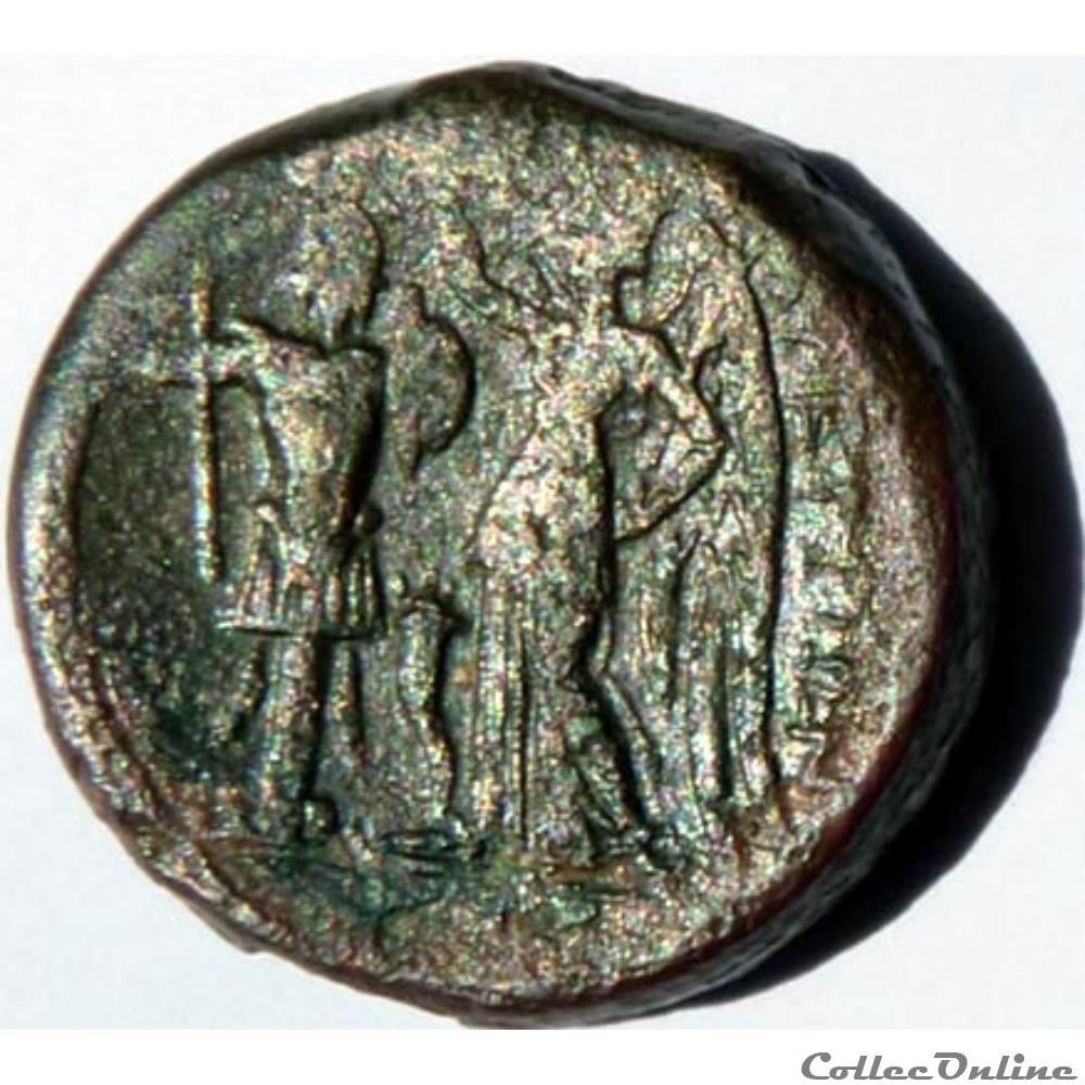 antique ap grecque monnaie du bruttium 214 211 av jc
