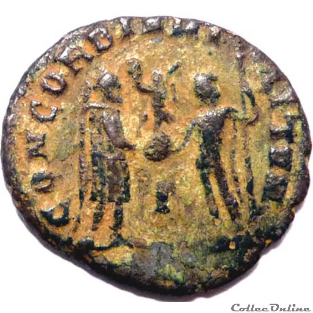 monnaie antique av jc ap romaine constantin 1er 306 307 alexandrie