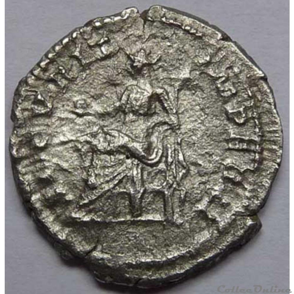 monnaie antique romaine geta 202 denier rome ric iv 20b