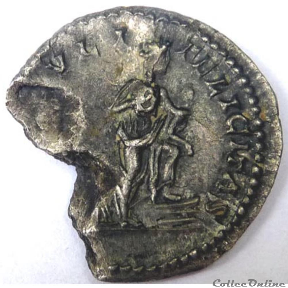 monnaie antique av jc ap romaine julia domna 200 201 rome ric 577