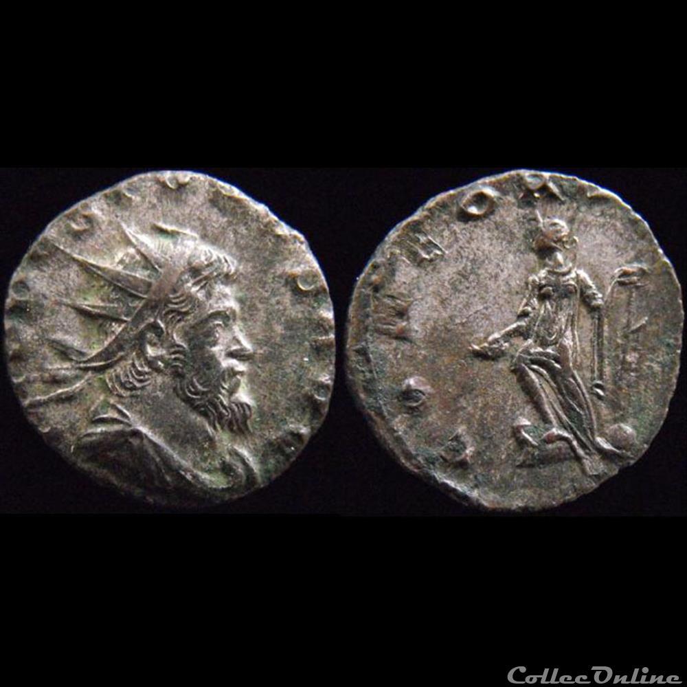 monnaie antique romaine 2e emission
