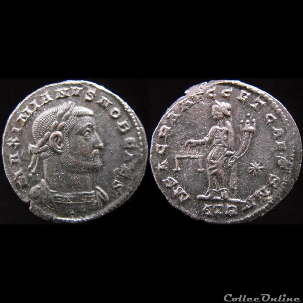monnaie antique romaine galere