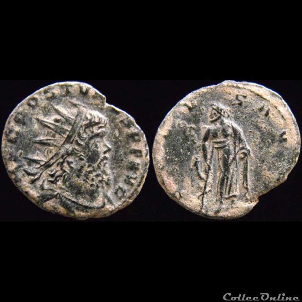 monnaie antique romaine 5e emission