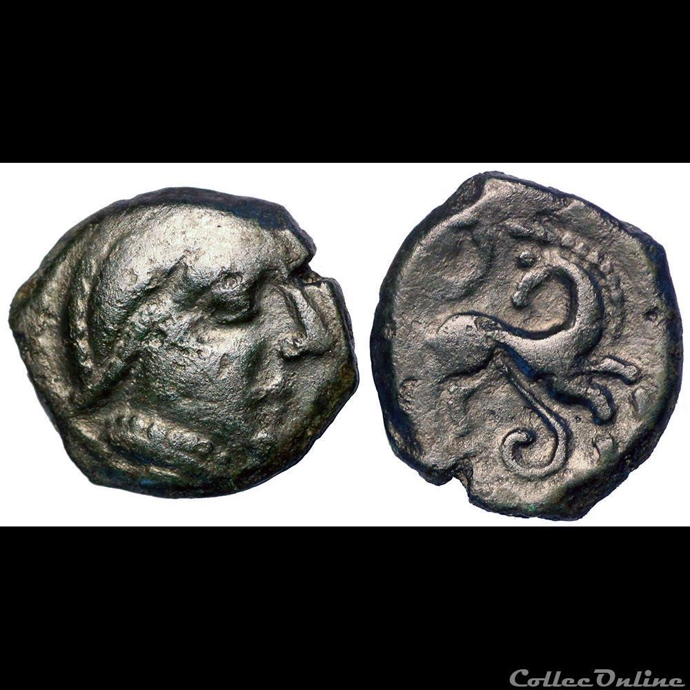 monnaie antique av jc a ap gauloise pictons centre ouest