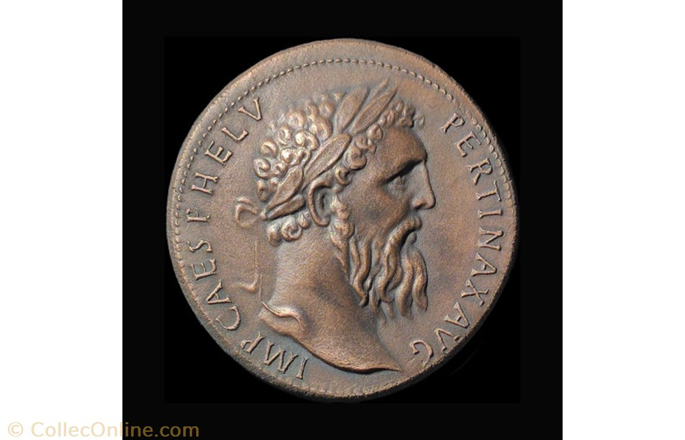 monnaie antique av jc ap romaine pertinax padouan
