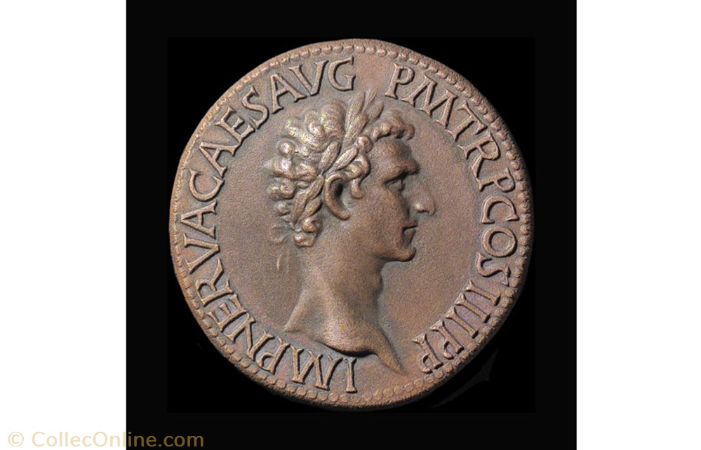 monnaie antique av jc ap romaine nerva padouan