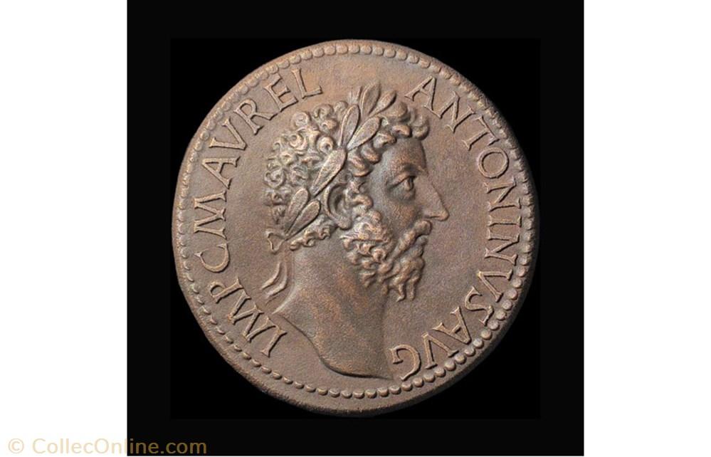 monnaie antique av jc ap romaine marc aurele padouan