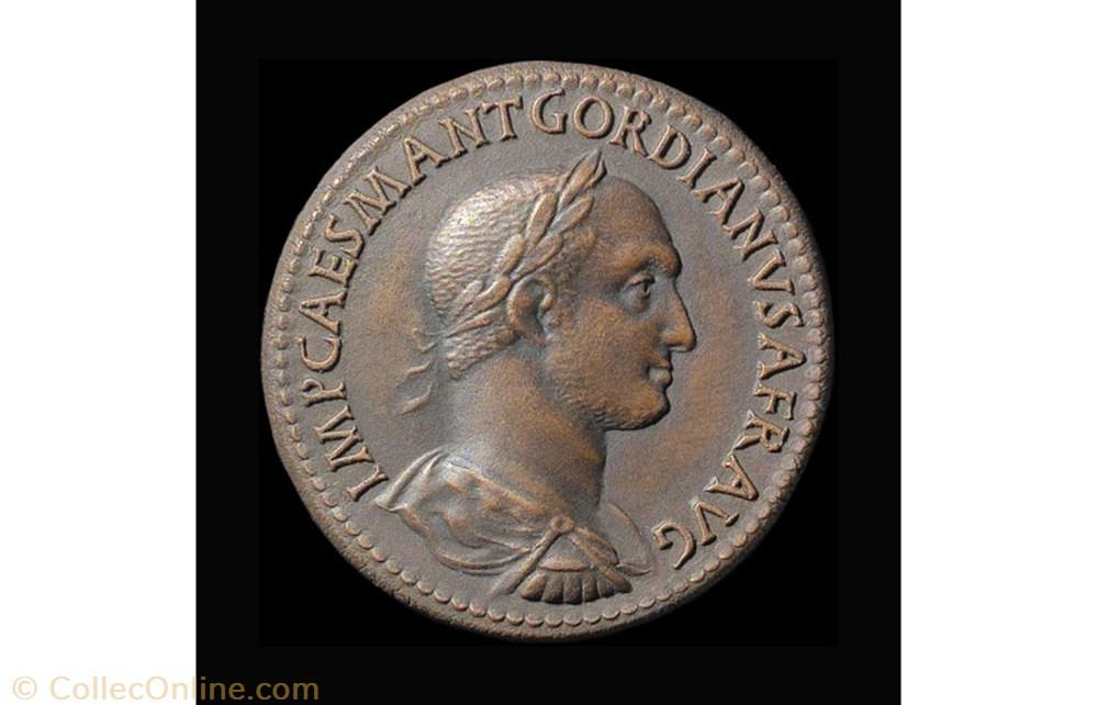 monnaie antique av jc ap romaine gordien ii padouan