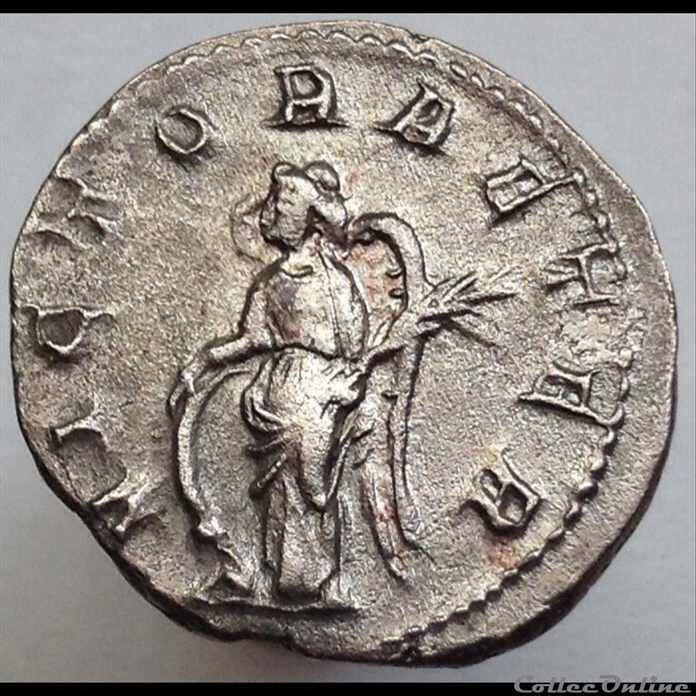 monnaie antique romaine gordien iii antoninien victor aeter ric 154
