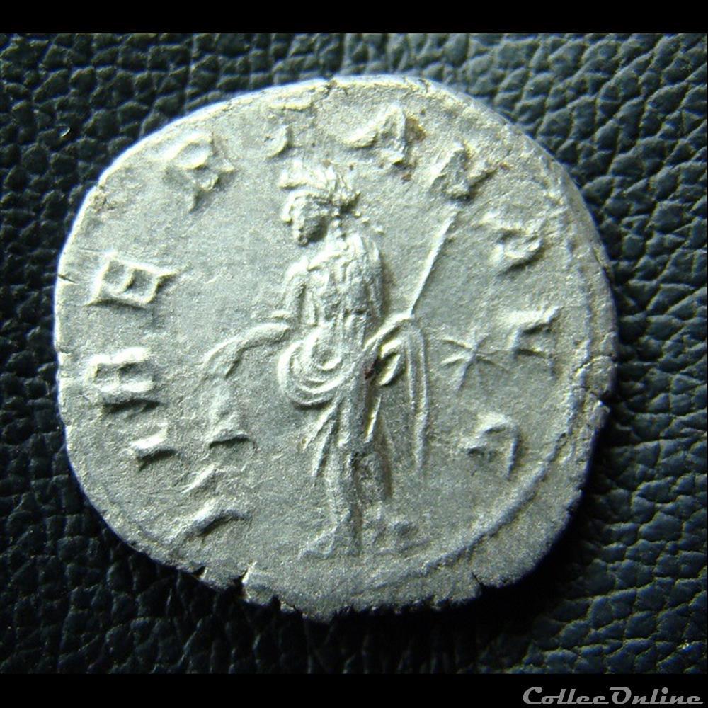 monnaie antique romaine denier elagabale ric 107