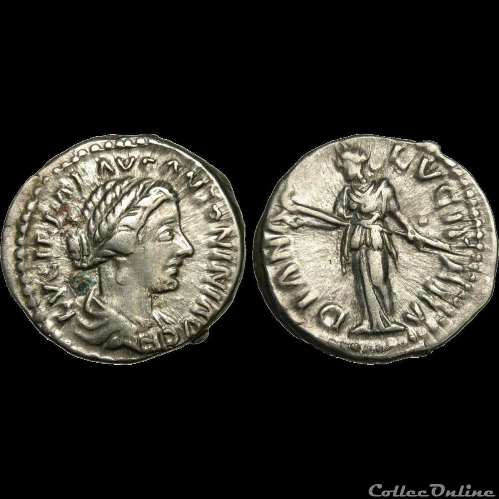 monnaie antique av jc a ap romaine lucille denier 161 162 rome