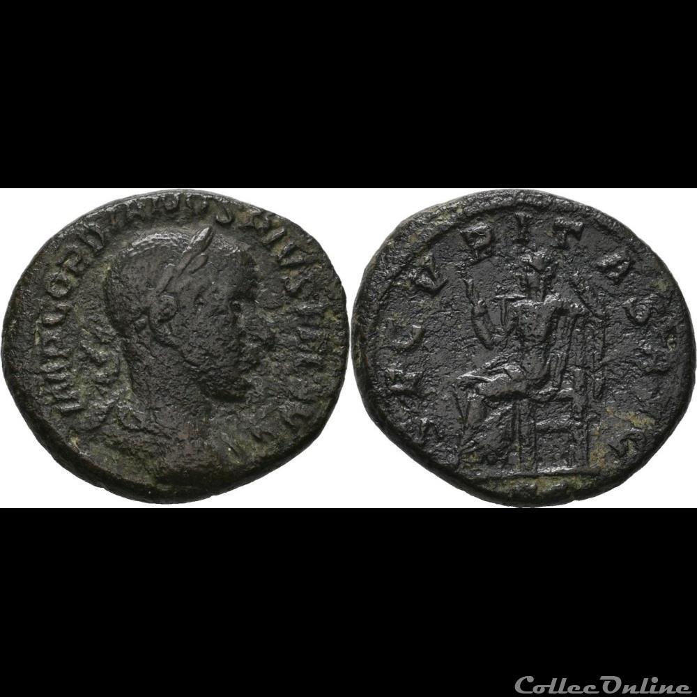 monnaie antique jc ap romaine as 4e emission secvritas avg