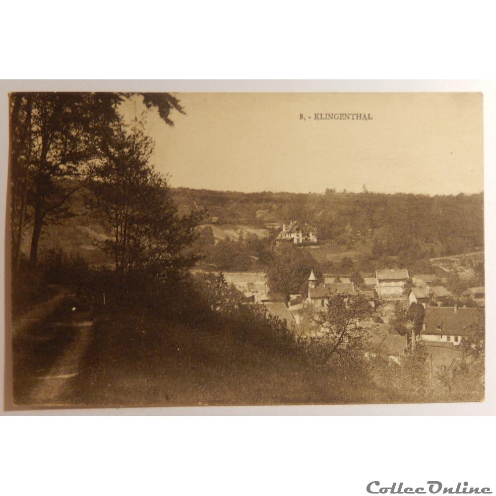 Carte Klingenthal Alsace.Cpa De Klingenthal Bas Rhin Cartes Postales France Alsace