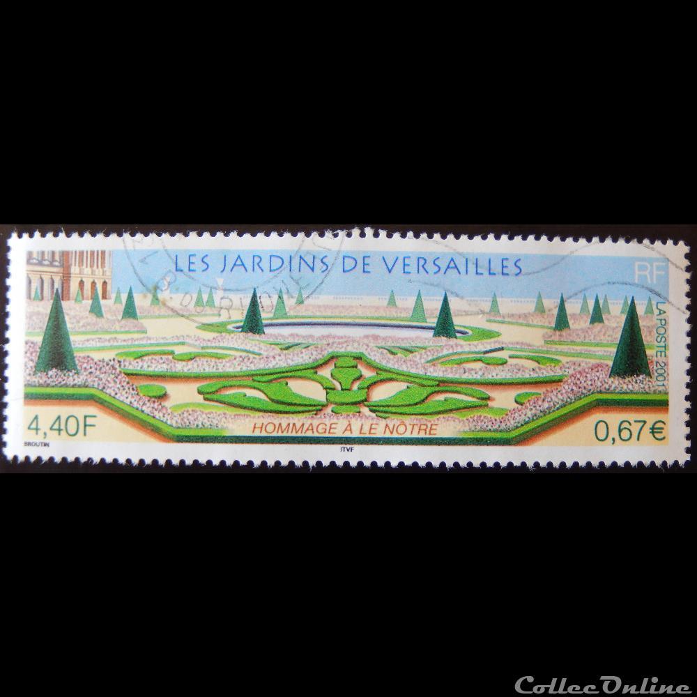 03389 Les Jardins De Versailles Hommage A Le Notre 0 67 4 40 F