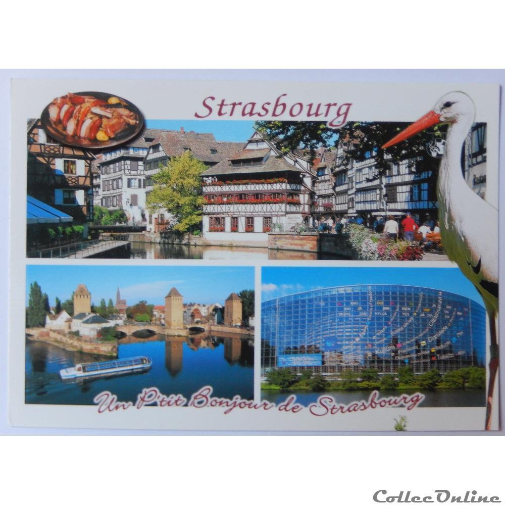 CP du Bas-Rhin, Strasbourg : Cartes Postales, France, Alsace...