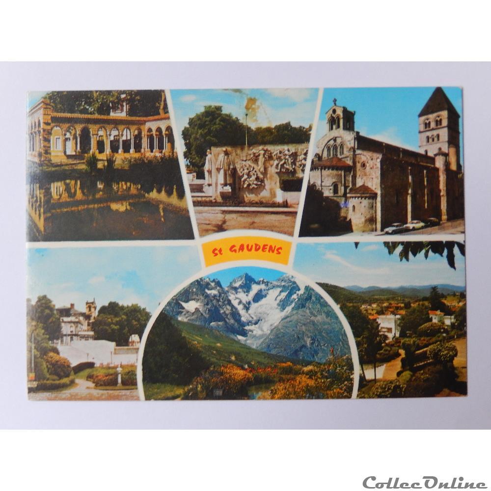 CP De Haute-Garonne, Saint Gaudens : Cartes Postales, France