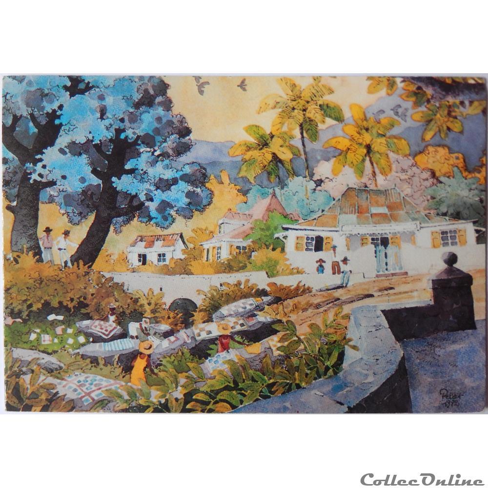 Cp Peinture Cartes Postales