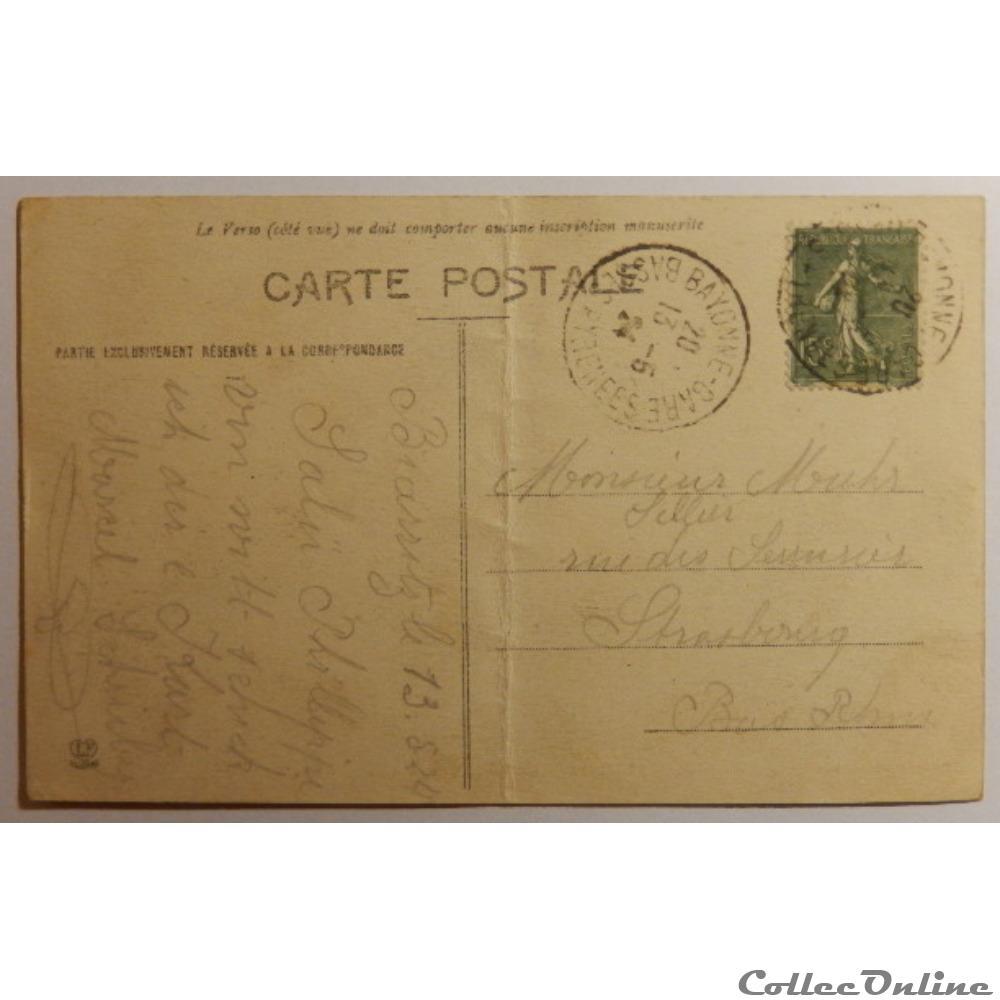 CPA des Pyrénées-Atlantiques, Biarritz : Cartes Postales ...