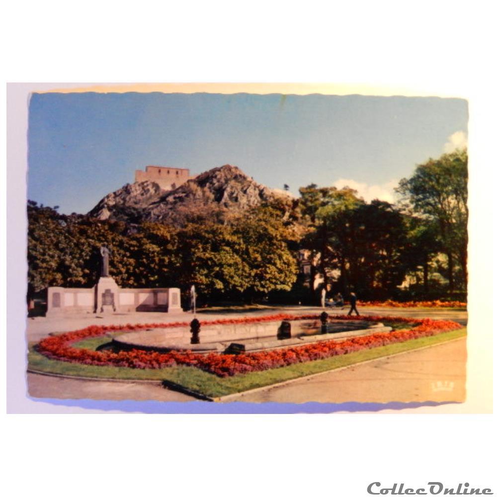 carte postale france basse normandie cpa de la manche cherbourg