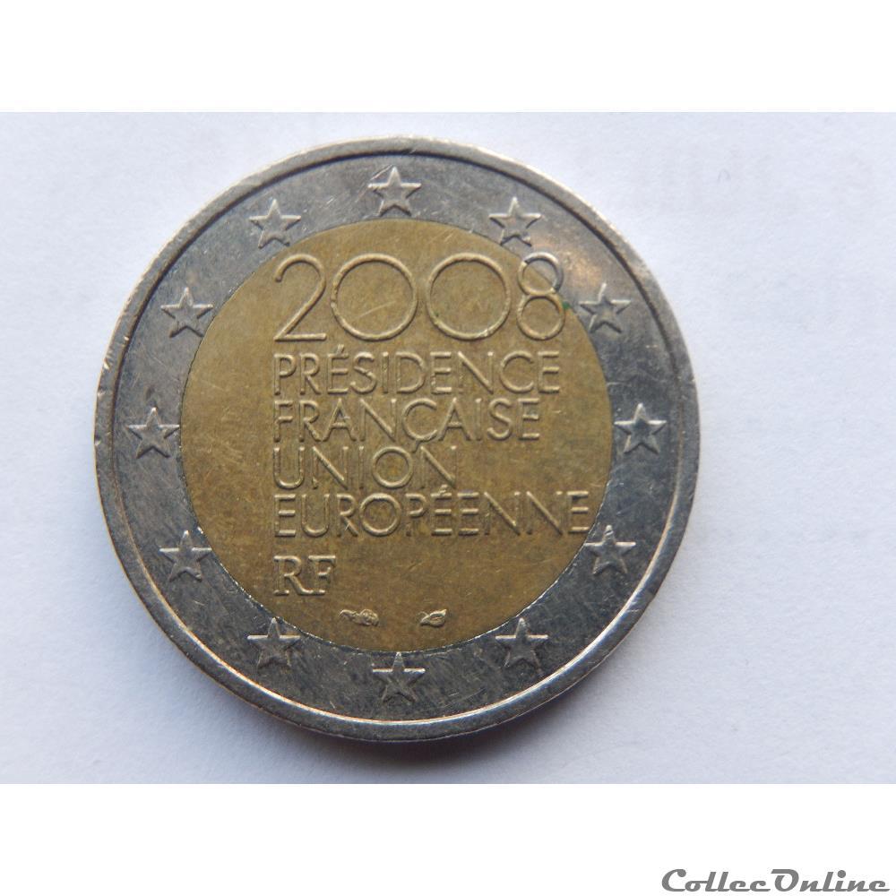 monnaie france presidence de union europeenne