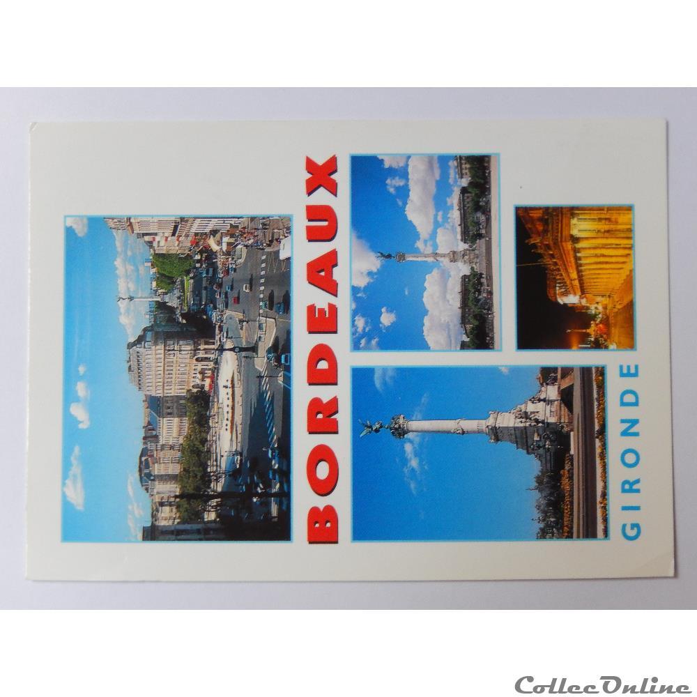 CP de Gironde, Bordeaux : Cartes Postales, France, Aquitaine...