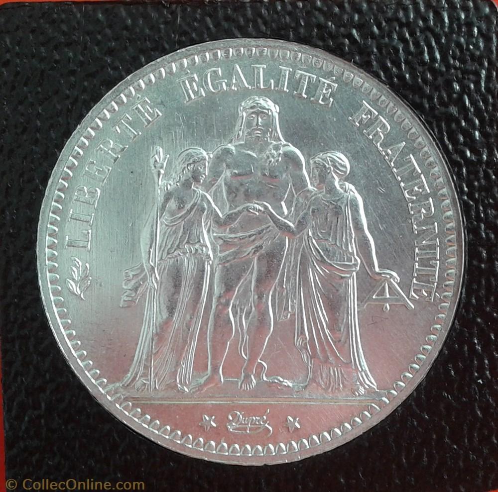 monnaie france moderne 1877 a