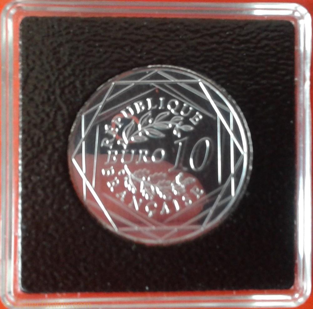 monnaie euro a france 10 2012 2