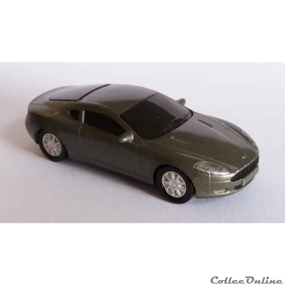 Aston Martin Db9 Models Cars Good Condition Majorette Thailand