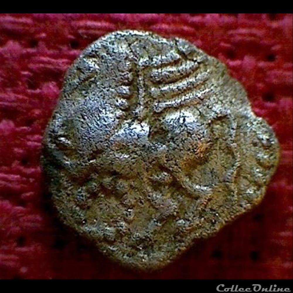 monnaie antique gauloise pegase