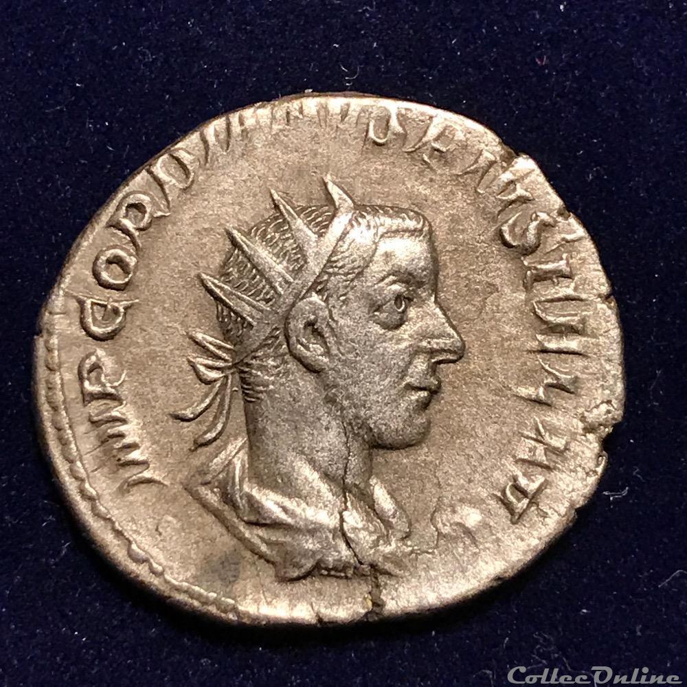 monnaie antoninien gordien iii
