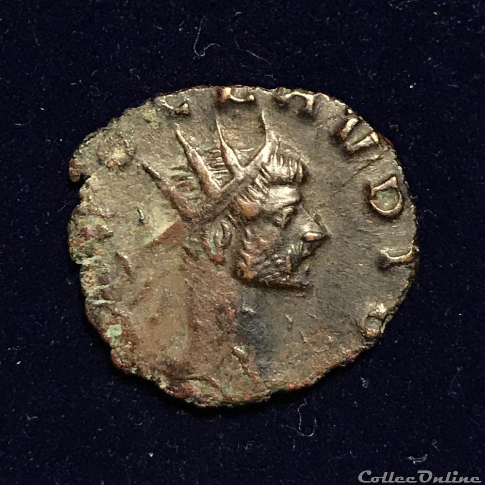 monnaie antoninien claude ii