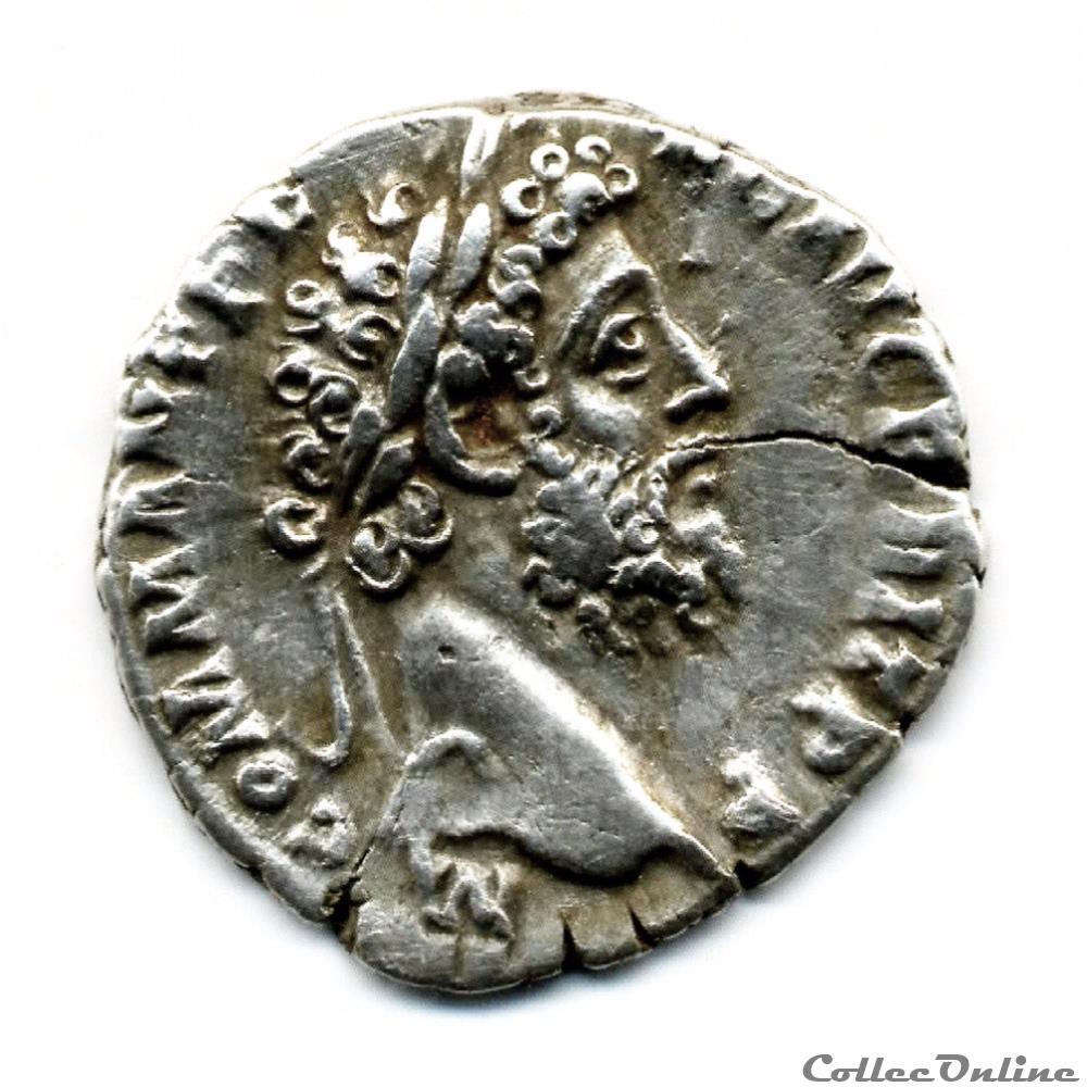 monnaie antique romaine commodus