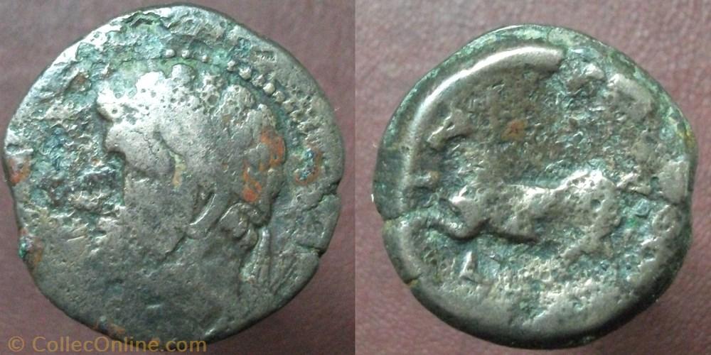 Unité de bronze numide Massinissa / Micipsa 810a36f0dc524cbc8148b4355c307d28