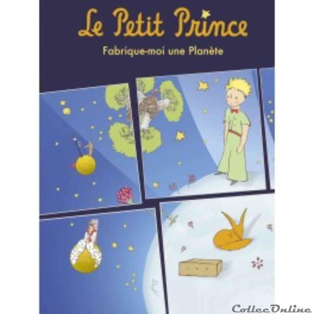 jeux jouet de plateau le petit prince fabrique moi une planete