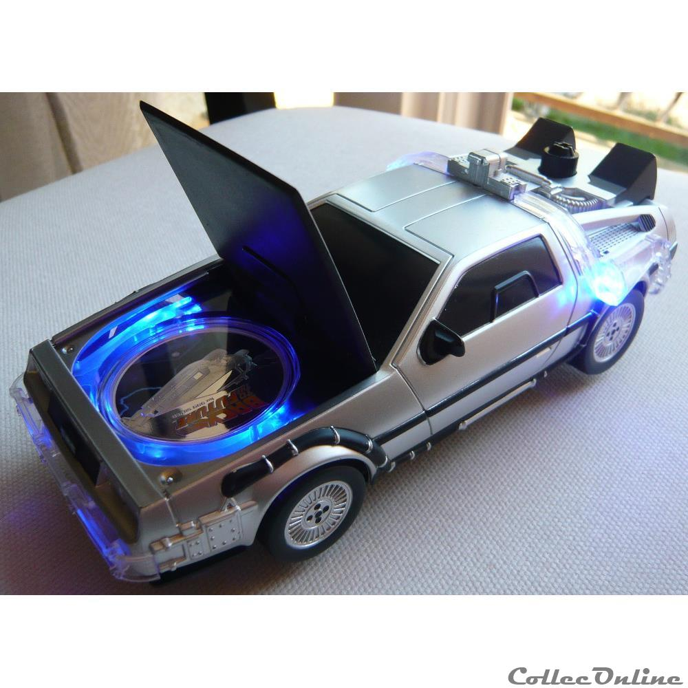 monnaie monde tuvalu 1 dollar 30eme anniversaire back to the future delorean 2015