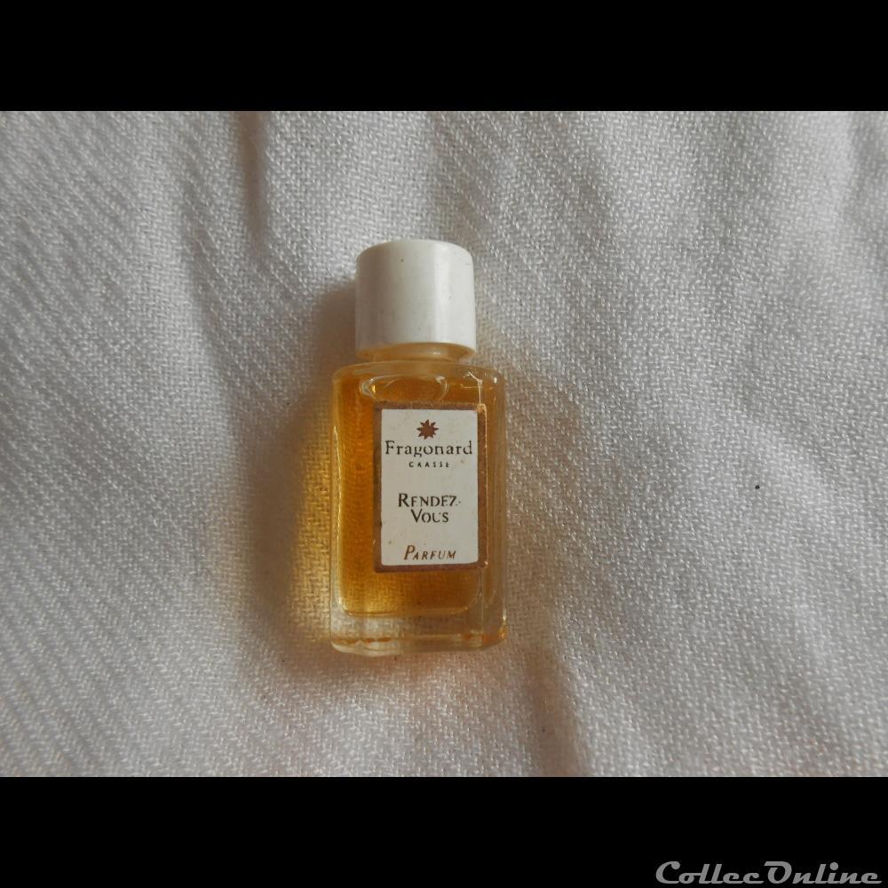 Fragonard Rendez Vous Parfums Beauté Miniatures De Parfum