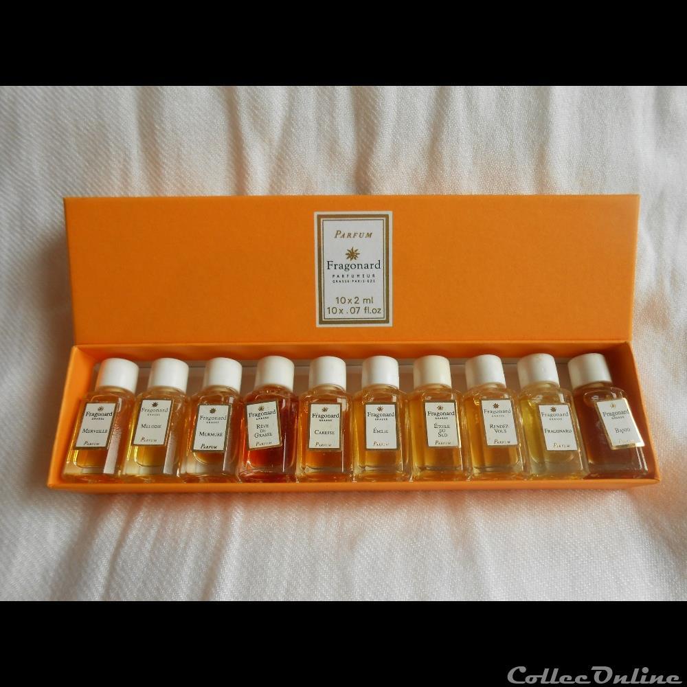 Fragonard Etoile Du Sud Perfumes Y Belleza Miniaturas De