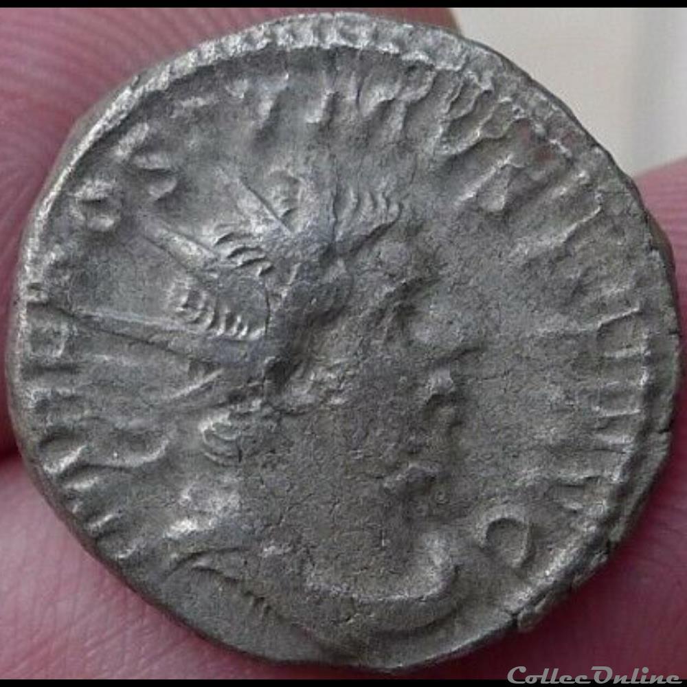 monnaie antique av jc ap romaine 2eme emission 2eme phase 262 herc pacifero