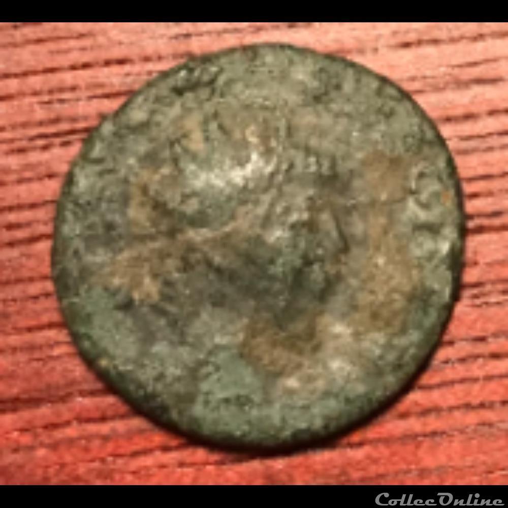 monnaie antique av jc a ap romaine spes