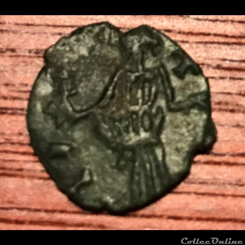 monnaie antique av jc ap romaine pax