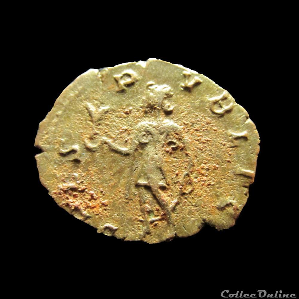 monnaie antique av jc ap romaine 4eme emission debut 272 debut 274 spes pvblica